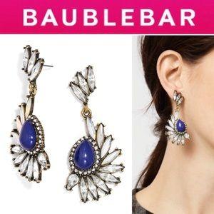 🆕 Odile Drop Earrings BLUE SANDSTONE/GOLD